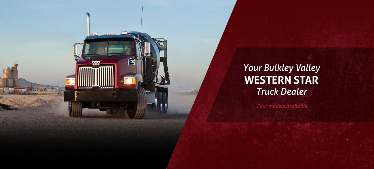 Bulkley Valley Western Star Truck Dealer